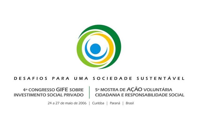4º Congresso GIFE sobre Investimento Social Privado