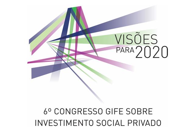 6º Congresso GIFE sobre Investimento Social Privado